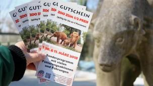 """Zoo Osnabrück im März 2018 mit """"Zoo zum halben Preis"""" am letzten Winterzauber-Wochenende"""