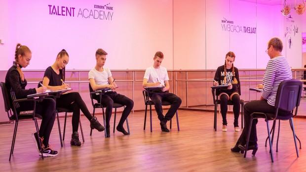Artisten-Ausbildung Europa-park Talent Academy