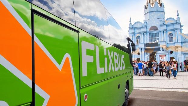 BELANTIS Fernbus Flixbus