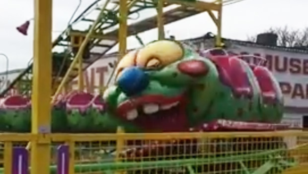 Dymchurch Amusement Park 2018 Family Coaster