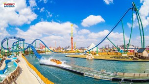 EnergyLandia Speed Water Coaster