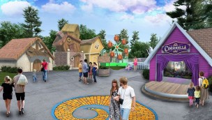 "Fantasy Island in New York 2018 mit neu gestaltetem Kinder-Bereich ""Fairy Tale Forest"""