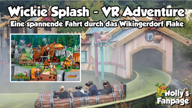 Holiday Park VR-Wildwasser-Bahn Hollys Fanpage 2018