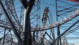 Icon Blackpool Pleasure Beach Airtime