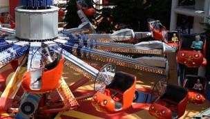 Nickelodeon Universe in Mall of America ersetzt 25 Jahre alte Fahr-Attraktion