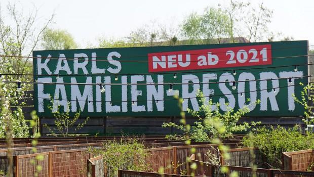 Karls Familien-Resort Elstal Ankündigung
