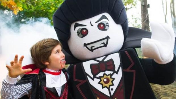 LEGOLAND Windsor Vampire Figur