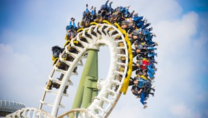 Limit im Heide park - Looping