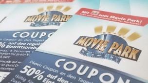 Movie Park Germany: Gutschein von KiK ermöglicht 2018 Rabatt in Höhe von 50 Prozent