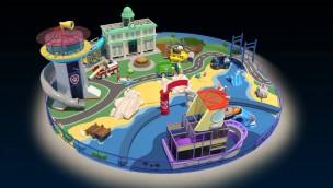 Paw Patrol zieht 2018 in Freizeitpark Nickelodeon Universe ein