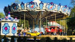 Parc Bagatelle 2018 neu mit Nostalgie-Karussell