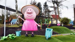 Peppa Pig Land neu im Heide Park: Das bietet der Peppa Wutz-Bereich!