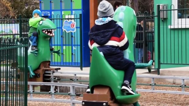 Schorsch Dino-Abenteuer im Heide Park