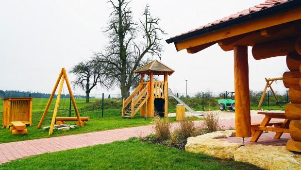 Schwaben-Park Feriendorf Spielplatz