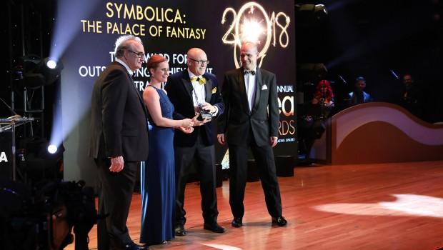 THEA Award 2018 für Symbolica in Efteling