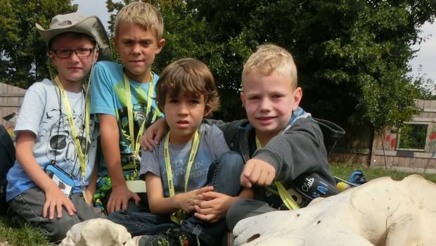 Zooschule Heidelberg Ferienprogramm zu Pfingsten