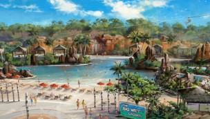 Neuer Wasserpark soll in australischer Stadt Darwin entstehen