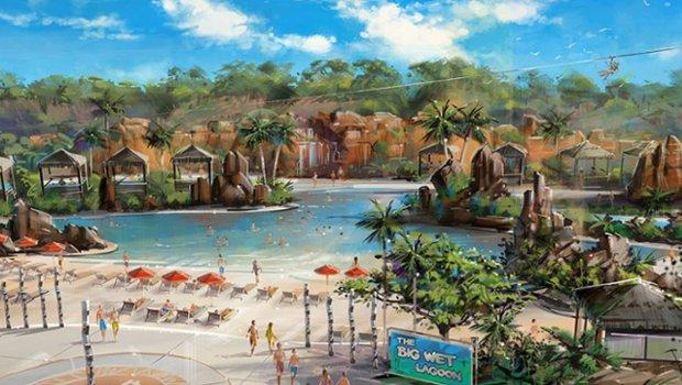 Darwin Wasserpark Australien