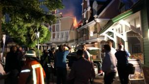 Nach Brand im Europa-Park: Ursache für verheerendes Feuer wohl bekannt