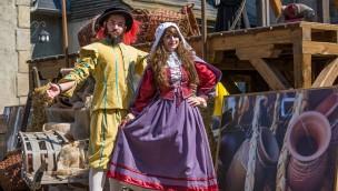 Filmpark Babelsberg märchenhaftes Kinderfest 2018