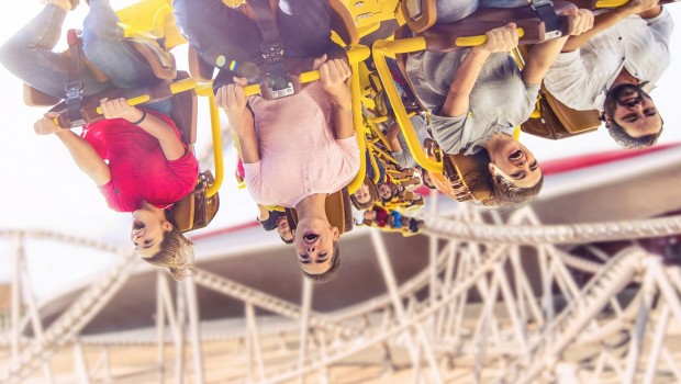 Flying Aces Ferrari World Abu Dhabi Facephoto