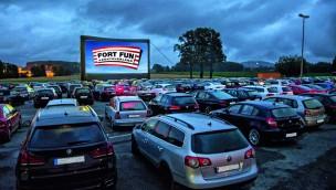 FORT FUN Autokino: Diese Filme werden 2018 am Abenteuerland gezeigt!
