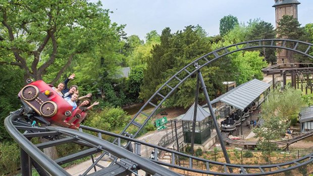Jardin d'Acclimatation Les speed rockets