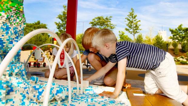 LEGOLAND Deutschland LEGO-Steine bauen