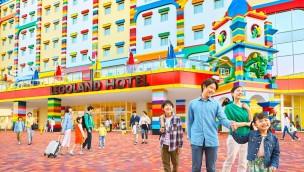 LEGOLAND Japan 2018 mit neuem Hotel nach geringen Besucherzahlen im Eröffnungsjahr