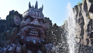 Steinbeißer Excalibur Movie Park