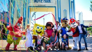 Movie Park Germany 30-millionster Besucher 2018