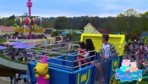 """""""Peppa Pig World"""" in Paultons Park 2018 erweitert: Das sind die Neuheiten!"""