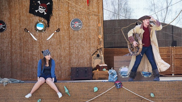 Piratenzeit Musical Freizeit-Land Geiselwind