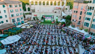 Public-Viewing WM 2018 - Europa-Park