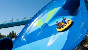 Ray Rush Aquatica SeaWorld