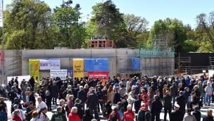 """Richtfest für """"POLARIUM"""" im Zoo Rostock: Neubau weit vorangeschritten"""