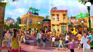 SeaWorld Orlando kündigt für 2019 Sesamstraße-Themenbereich an
