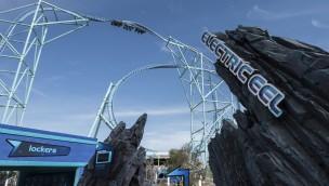 """SeaWorld San Diego eröffnet """"Electric Eel"""": Höchste und schnellste Achterbahn des Parks!"""