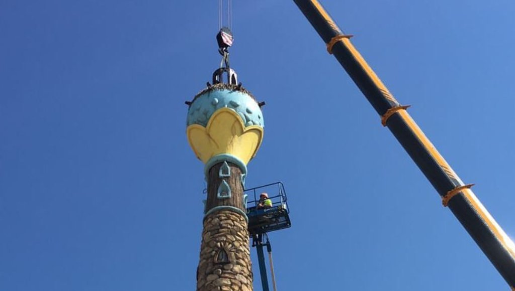 Leuchtturm Solaris Toverland
