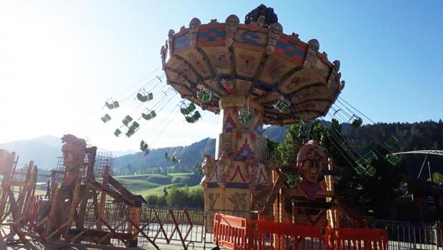Wellenflieger Familienland Pillersee Eröffnung