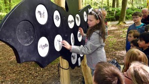Zoo Rostock neu mit Fledermaus-Spielstation: Spielerisch die Artenvielfalt entdecken