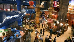 Angry Birds World in Katar eröffnet: Neuer Indoor-Park bei Doha Festival City