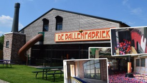 """BillyBird Park Hemelrijk lädt 2018 in neue """"Ballenfabriek"""" ein: Das bietet der innovative Indoor-Spielplatz!"""