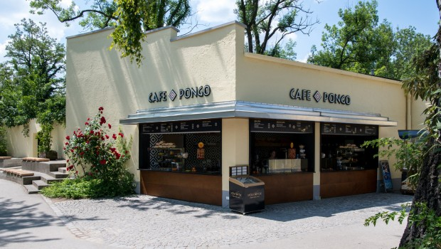 Café Pongo im Tierpark Hellabrunn