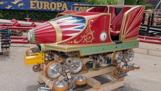 Eurosat CanCan Coaster Frontcar