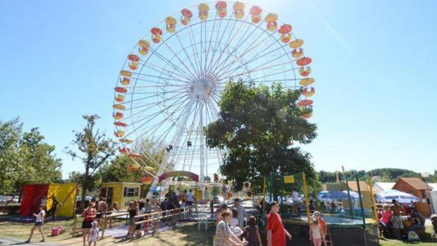 Family Park 37 Frankreich Riesenrad