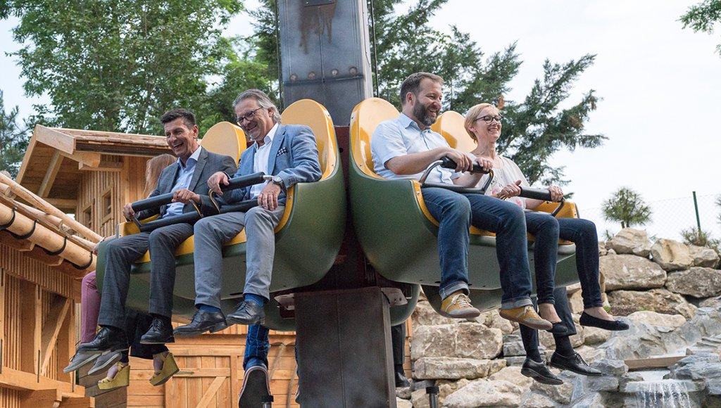 Familypark Neusiedlersee 50-jähriges Jubiläum