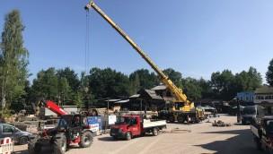 """Freizeitpark Plohn stoppt Arbeiten auf Baustelle für neue Achterbahn """"Dynamite"""" im Sommer 2018"""