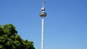 """""""Panorama-Turm"""" im Heide Park im Juni 2018 für mehrere Tage geschlossen"""