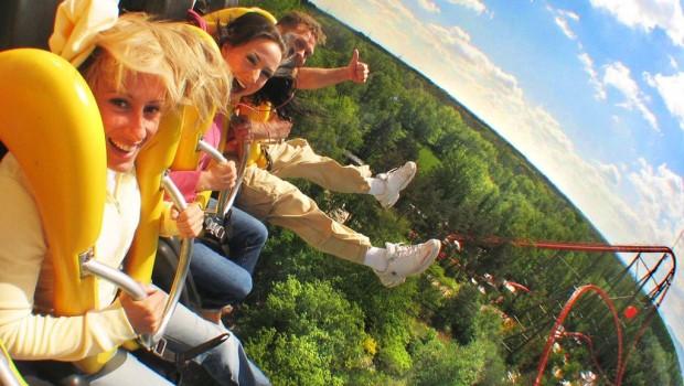 Holiday Park Anubis Freifallturm